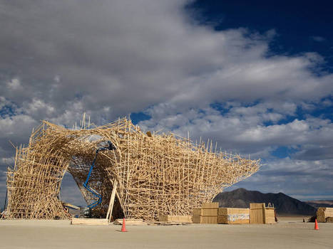 Exprimez-vous au Burning Man Festival | Ecolo-Info | Eco-tourisme | Scoop.it