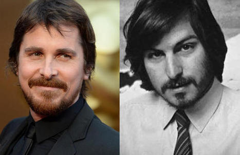 Oscar winner Christian Bale is David Fincher's choice to play Steve Jobs in Aaron Sorkin movie | On Hollywood Film Industry | Scoop.it