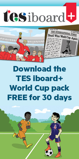 World Cup 2014 - Resources - TES | GEO 152 | Scoop.it