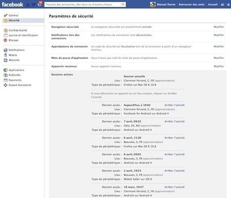Êtes vous espionné sur Facebook ou Gmail ? | Secrétariat Freelance | Scoop.it