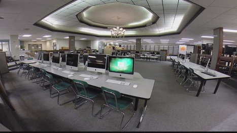 School library purges 13,000 books in high-tech overhaul | Libraries and Information | Scoop.it