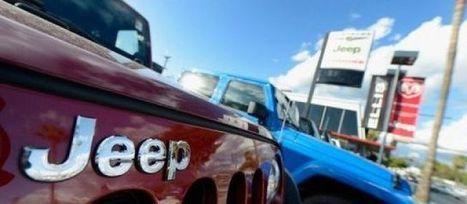 Chrysler rappelle 630.000 Jeep mais poursuit son bras de fer avec les Etats-Unis | Jeep France | Scoop.it