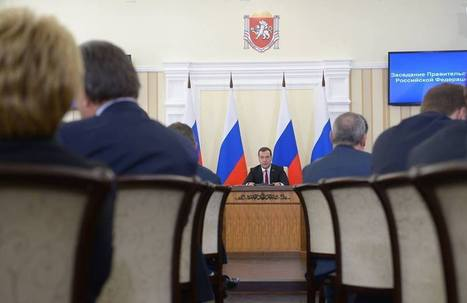 Medvedev: Russia to create special economic zone in Crimea | Business Video Directory | Scoop.it