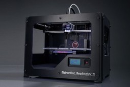 Impression 3D : la start-up MakerBot rachetée pour 403 millions de dollars | Actu de la Réalité Augmentée et de l'impression 3D | Scoop.it