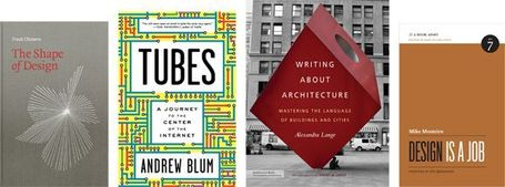 4 Notable Design Books for Summer Reading | D_sign | Scoop.it