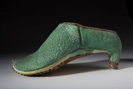 The Gender-Bending History of the High Heel - Slate Magazine (blog) | With My Right Brain | Scoop.it