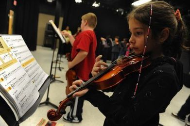 Could the Arts Actually Be Making a Comeback in Our Schools? - TakePart   For Parents   Scoop.it