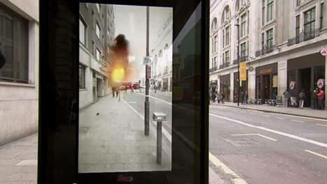 Les passants (presque) attaqués par des météorites à Londres   L'actualité high tech   Scoop.it