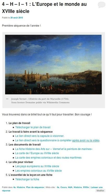 Christian Ducass | Le Blog Education de Christian | Les profs bloguent | Scoop.it