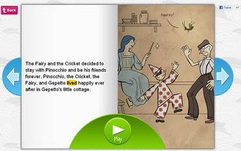 6 historiettes pour enfants en Anglais à écouter et lire gratuitement en ligne   Time to Learn   Scoop.it