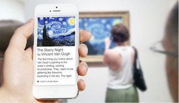 Met, Guggenheim museums test beacon technology to enhance exhibitions - Mobile Marketer - Software and | Event Social Media & Technology | Scoop.it