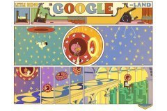 Little Nemo : Winsor McCay Google Doodle May Be the Best Ever | Techland | TIME.com | Looks -Pictures, Images, Visual Languages | Scoop.it