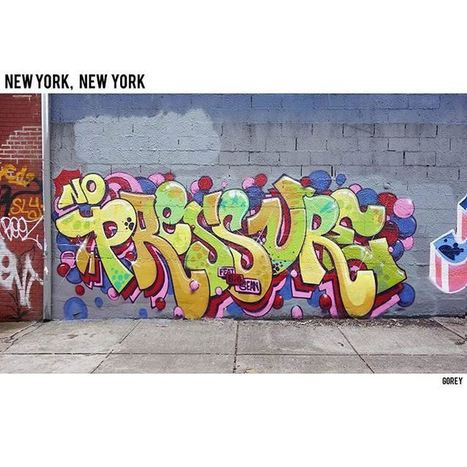 Purpose Graffiti Artists, Titles Links & Info, Pt1 - Street I Am | Street Art Planet | Scoop.it
