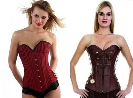 Overbust Corsets for Posture Support | CorsetCenter.com | Corsets | Scoop.it