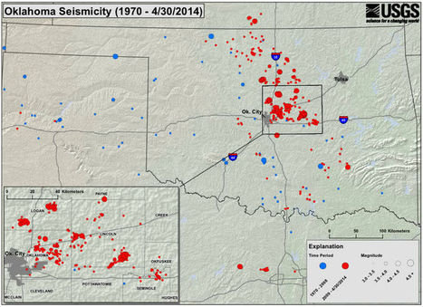 Rare Earthquake Warning Issued for Oklahoma | GarryRogers Biosphere News | Scoop.it