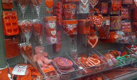 Infographie: La Saint Valentin, un vrai business ?   FLE et nouvelles technologies   Scoop.it