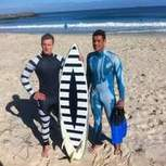 'Invisible' Wetsuits Confuse Attacking Sharks | Surfing News | Scoop.it
