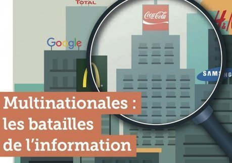 Face aux multinationales, les « batailles de l'information » sont plus que jamais essentielles   Graînes de docs   Scoop.it