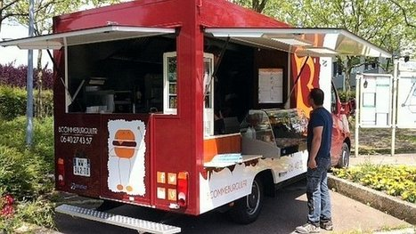 Le premier food truck de Bourgogne s'appelle B comme Burgui - France 3 | Street Food à la Française | Scoop.it