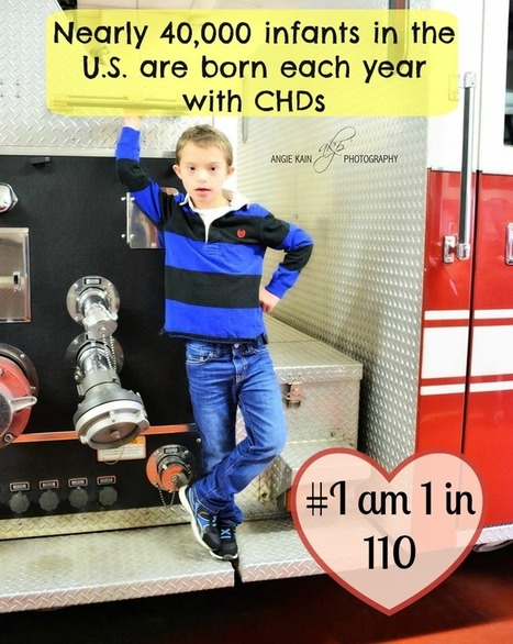 Meet My Heart Hero (Day 4) - Infants Born With CHD - #IAm1in110 - | Special Needs Parenting | Scoop.it