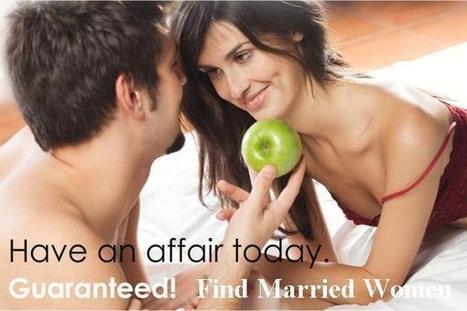 Men Prefer Sexting Dating Websites to Find Married Women | Singles X Personals | Scoop.it