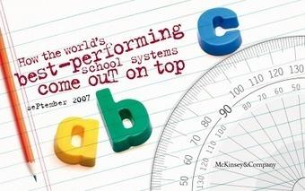 ¿Es posible un sistema educativo orientado al desarrollo del talento? (J. Tourón) | AltasCapacidades | Scoop.it
