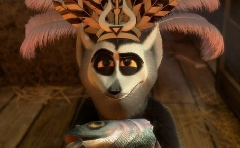 Netflix To Release Installments Of DreamWorks Animation's 'All Hail King Julien' - Tubefilter | Cartoons for Kids | Scoop.it