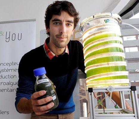 La nourriture du futur s'invente à Toulouse | Pulseo - Centre d'innovation technologique du Grand Dax | Scoop.it