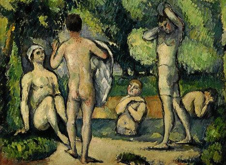 Las dos caras de Paul Cézanne | ARTE Pablo López | Scoop.it
