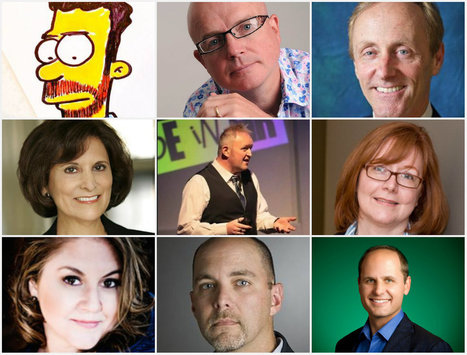 9 Influential HR Leaders You Should Follow on Twitter - CoreHR   Mesurer le Capital Humain   Scoop.it