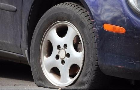 Nouveau. L'arnaque au «pneu crevé» inquiète les forces de l'ordre | Infos Filière Sécurité Le Marais Ste Thérèse | Scoop.it