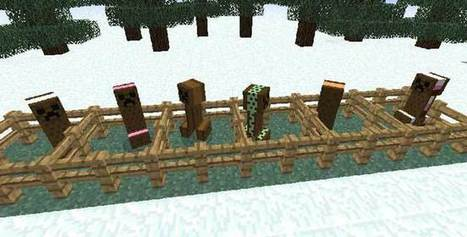 The Ice Cream Sandwich Creeper Mod Screenshot and Recipes | Free Download Minecraft | Scoop.it