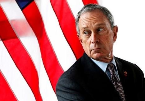 Former New York mayor Bloomberg defies FAA ban, flies to Israel on El Al | Israel News | Scoop.it