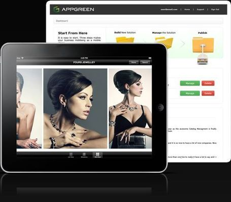 AppGreen.com - Build you own catalog in iPad today ! | formation 2.0 | Scoop.it