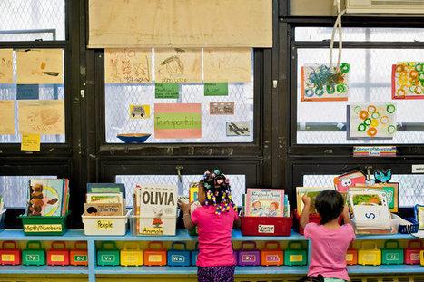 As Prekindergarten Expands in New York City, Guiding Guided Play   Kindergarten is Beary Fun   Scoop.it