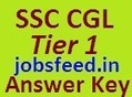 SSC CGL Tier 1 Answer Key 2014 Download Re-Exam Solution PDF | Career Scoopit | Scoop.it