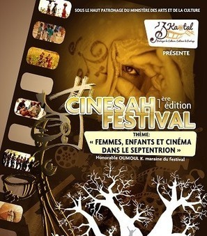 Cinéma : Le festival CinéSah met le Septentrion à l'image ! – CulturEbene | MINT & Africa developping seeds for opportunities | Scoop.it