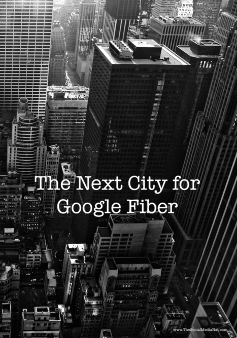 The Next City for Google Fiber | B2B Content Marketing Daily | Scoop.it
