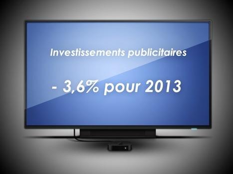 L'investissement publicitaire toujours en baisse pour 2013 | Achats-services-generaux.com | Achats & Services Génaraux | Scoop.it