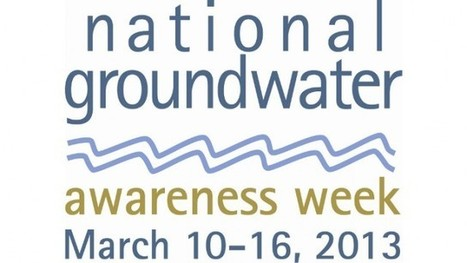 National Groundwater Awareness Week March 10-16 : U.S. Water Alliance   asf - architecture   Scoop.it