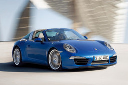 Porsche 911 Targa 4S (type991): Another approach touring | Celebrity World | Scoop.it