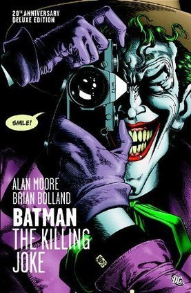 Batman: The Killing Joke, Deluxe Editio By : Alan Moore, Brian Bolland | Ebook Store | Scoop.it