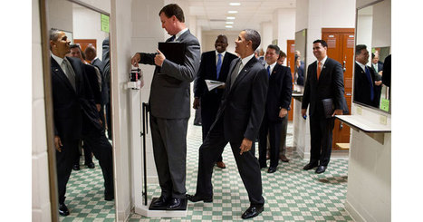 The White House's Pete Souza Has Shot Nearly 2M Photos of Obama, Here are 55 of His Favorites   The New School   Scoop.it