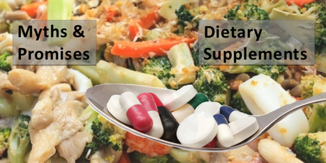 3 Myths About Dietary Supplements, Vitamins and Minerals - Medivizor | Health Communication and Social Media | Scoop.it