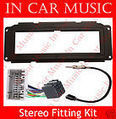 Chrysler Voyager CD Facia Panel ISO Lead Wiring Car Stereo Fitting Kit $36.50   Shoptech Canada   Scoop.it