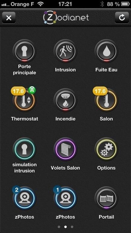 L'application iOS pour la Zibase passe en version 1.9 « Abavala !!! | Hightech, domotique, robotique et objets connectés sur le Net | Scoop.it