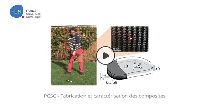 [Today] MOOC PCSC - Fabrication et caractérisation des composites | MOOC Francophone | Scoop.it