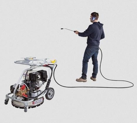 Dual Pressure Washer | Pressure Washer | Jackhammer Trolley | Scoop.it