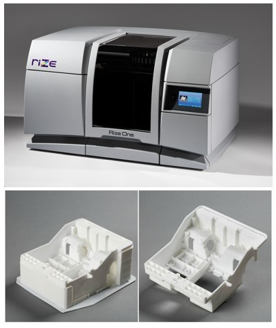 Rize One Seeks to Alleviate 3D Printing Challenges | Additive Manufacturing | qrcodes et R.A. | Scoop.it