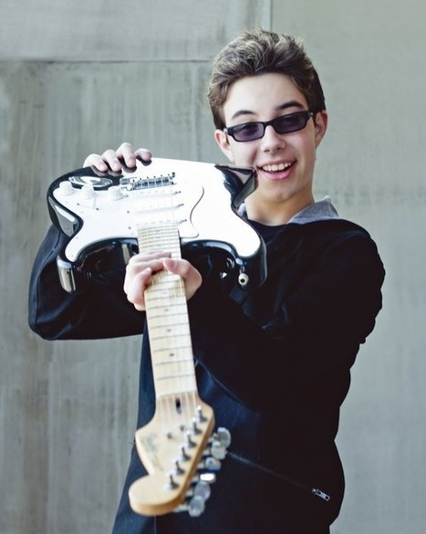 St. Louis Teenage Guitar Phenom Draws Celebrity Attention, Plays Guitar Better ... - Riverfront Times (blog) | Level11 | Scoop.it